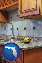 fl a granite countertop