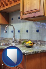 nv a granite countertop