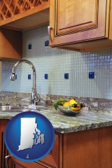 ri a granite countertop