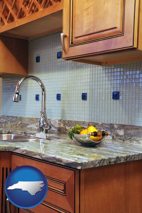 Countertop Suppliers : This web page lists countertop suppliers in the State of North ...
